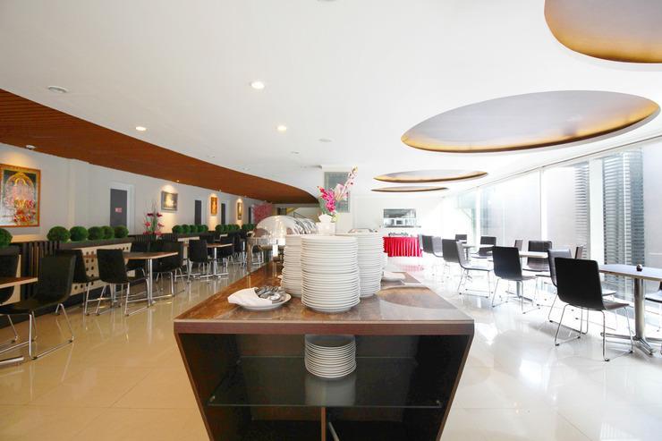 Airy Asia Afrika Pangarang 24 Bandung - Restaurant