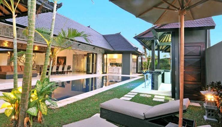 Samudra Raya Villa Bali - Kolam Renang