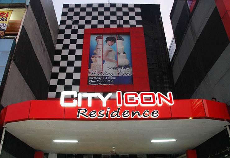 City Icon Residence Jakarta - Logo
