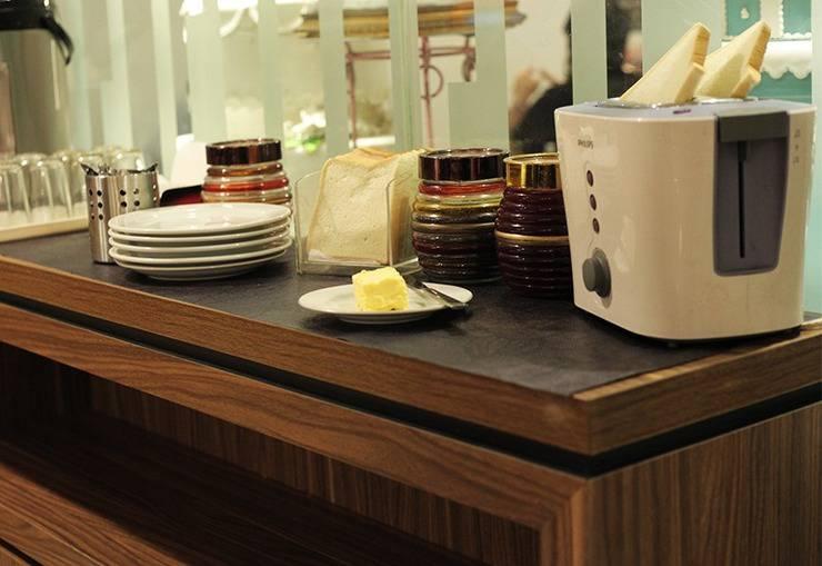 City Icon Residence Jakarta - Restaurant