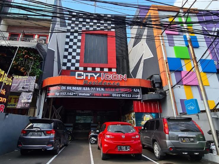 City Icon Residence Jakarta - Exterior