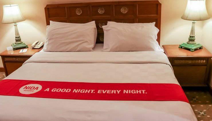 NIDA Rooms Cemara 1 Grand Indonesia - Kamar tamu