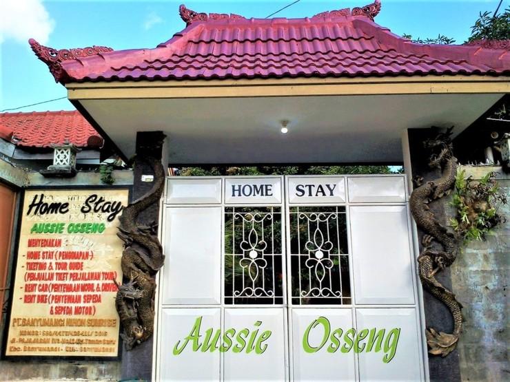 Aussie Osseng Homestay Banyuwangi - Facade