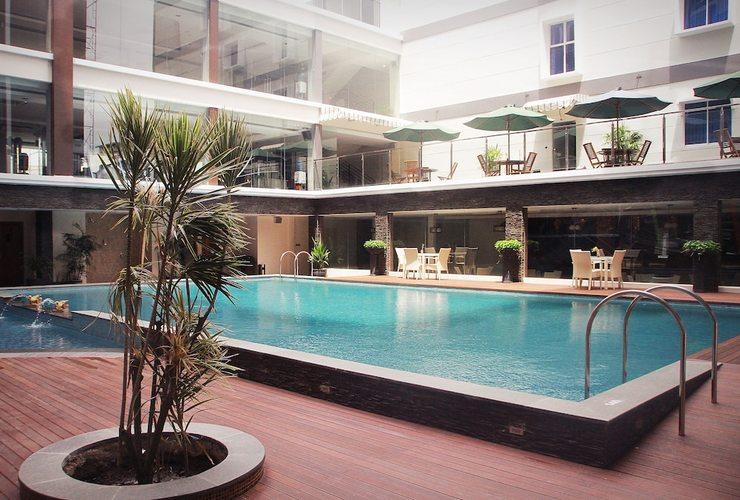 Sahid Batam Centre Hotel & Convention Batam - Outdoor Pool