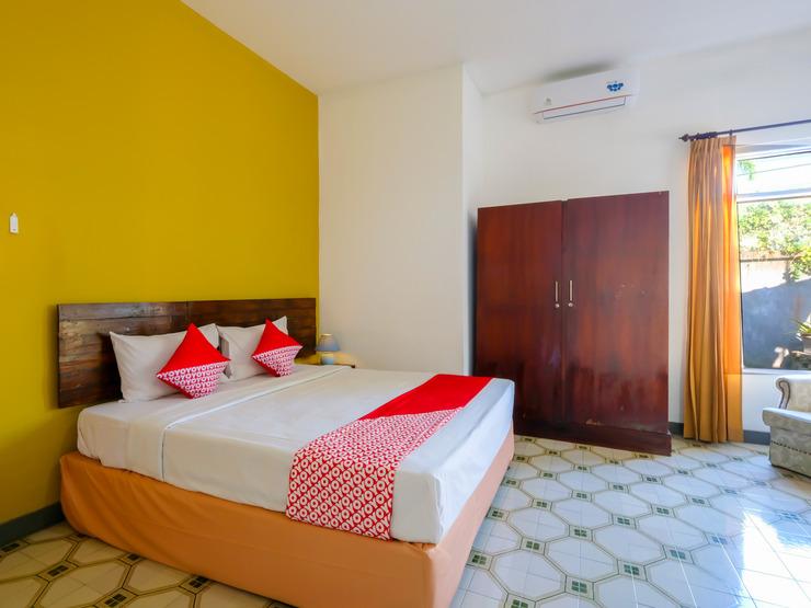 OYO 1206 Lombok Guest House Lombok - Bedroom