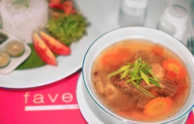 favehotel Subang - Food