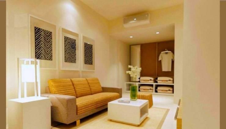 Saka Hotel Premiere Medan - Living Room Suite