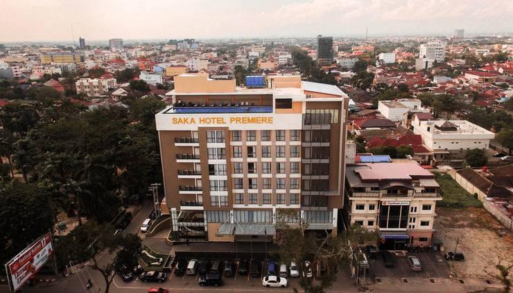 Saka Hotel Premiere Medan - Tampilan Luar