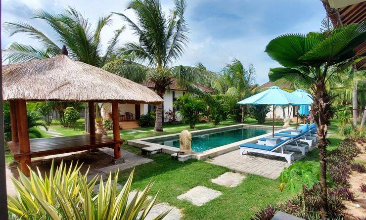 Kuta Paradise Lombok - Pool
