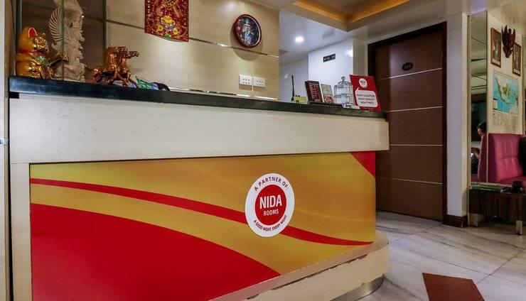 NIDA Rooms Kebon Jeruk XIX Jakarta - Resepsionis