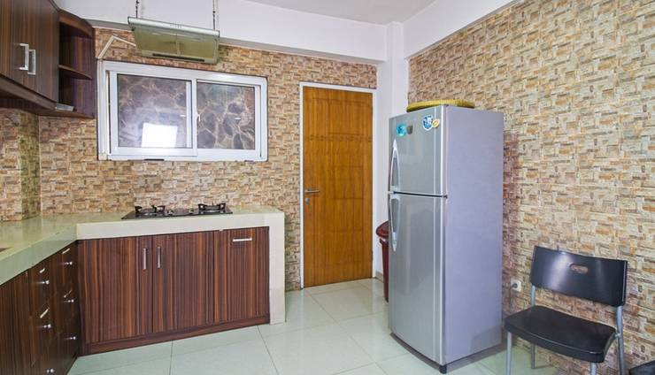 D'Val-Mar Guest House Cilandak - Dapur