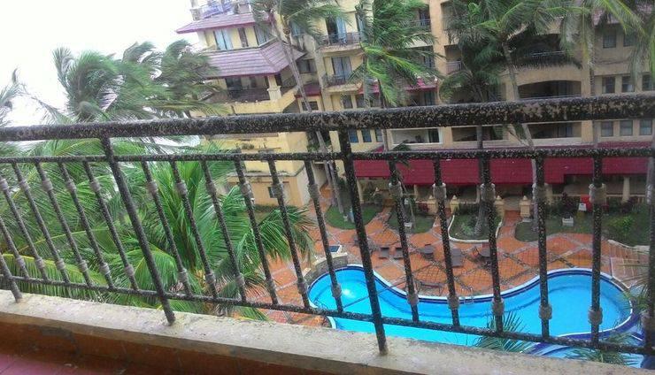 Studio Apartement @ Marbella Anyer Serang - View