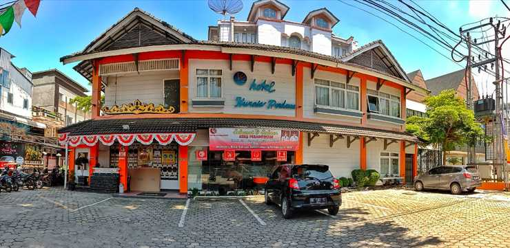 Hotel Kurnia Perdana Bandar Lampung - Building