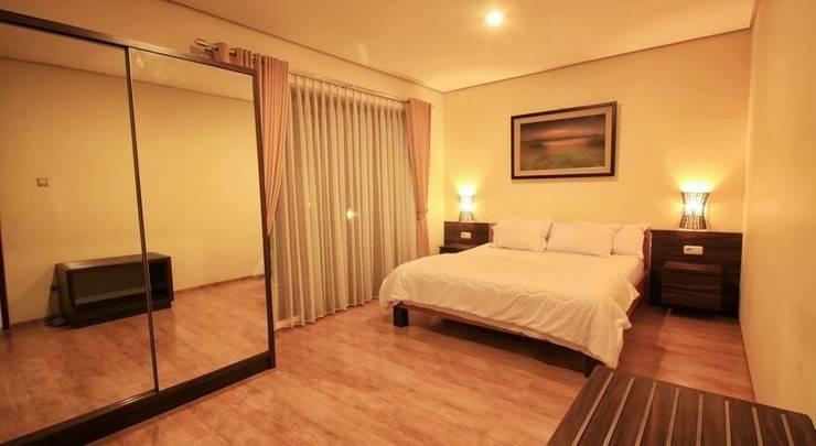 Villa Dago Syariah Bandung - Kamar tamu