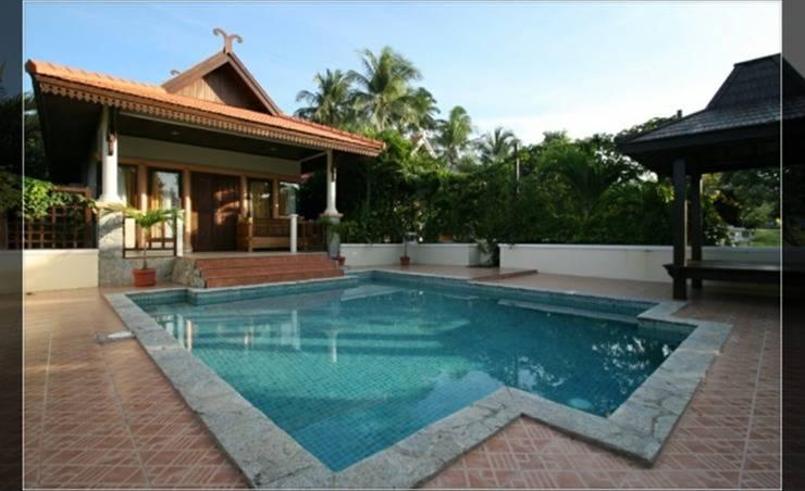 Istana Pool Villas & Spa Bangka - Eksterior