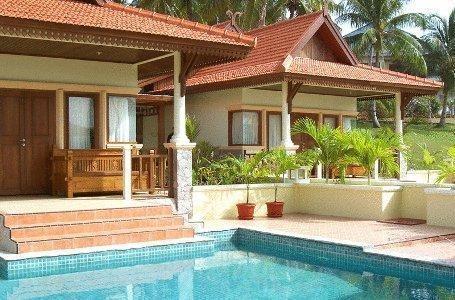 Istana Pool Villas & Spa Bangka - Kolam Renang