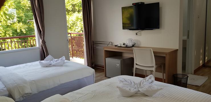 East Marina Guesthouse Manggarai Barat - Rooms