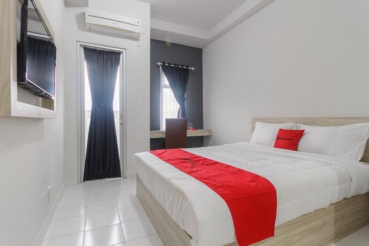 RedDoorz Apartment @ Dramaga Tower Bogor - Kamar Tamu
