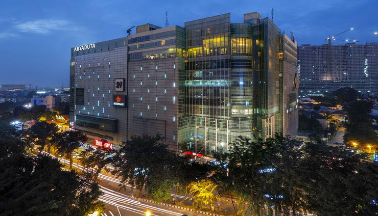 Aryaduta Medan - BUILDING