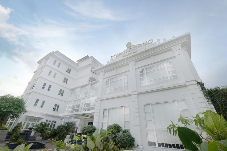 Royal Darmo Malioboro Hotel Yogyakarta - Bangunan Luar