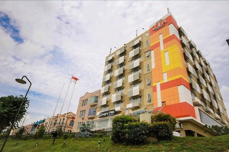 Zia Boutique Hotel Batam - Front of Property