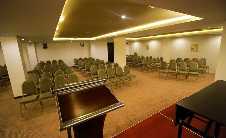 Zia Boutique Hotel Batam - Barelang Meeting Room