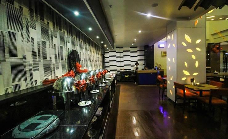 Zia Boutique Hotel Batam - Hangry Pool Restaurant4