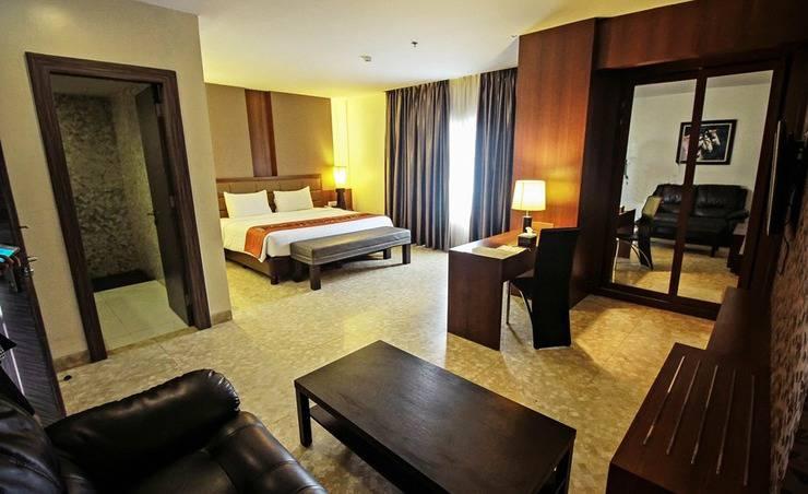 Zia Boutique Hotel Batam - Love Room (2)
