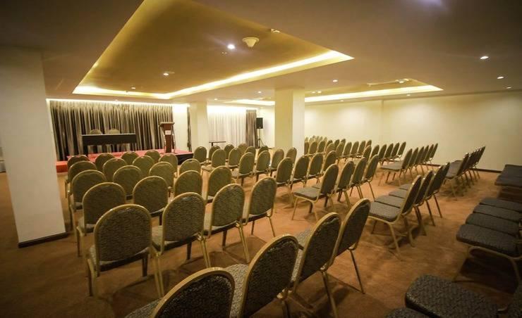 Zia Boutique Hotel Batam - Meeting Room