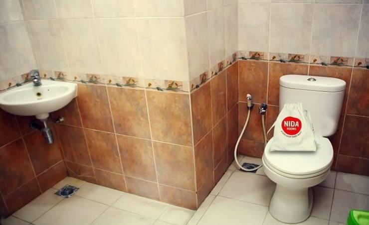NIDA Rooms Sleman Monumen Monjali - Kamar mandi