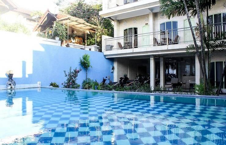 Balita Beach Inn Bali - Kolam Renang