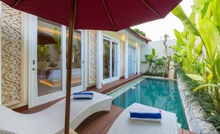 Astana Seminyak Bali - Kolam Renang