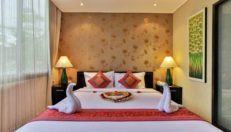 Puri Garden Hotel Bali - Guest Room