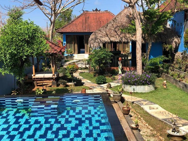 Villa Anjing 1 Bali - Pool