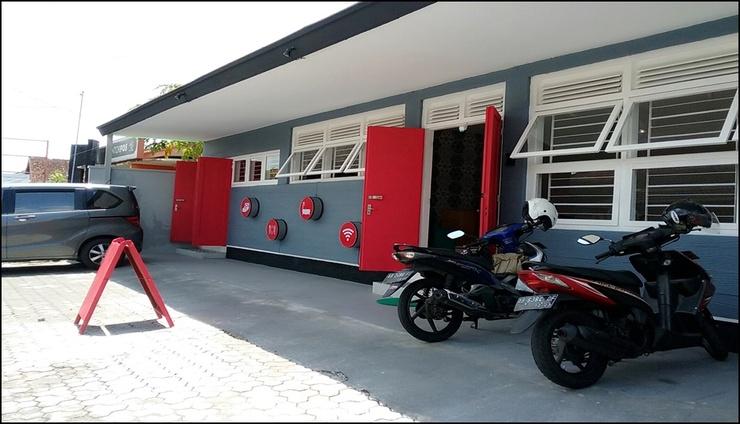 Home Addicts Yogya Yogyakarta - exterior