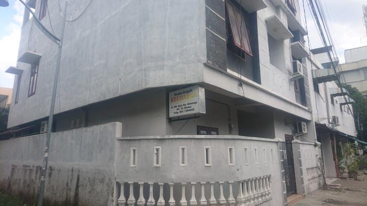 Rumah Singgah Keluarga Medan - Exterior