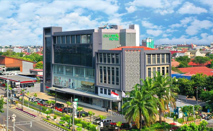 Leisure Inn Arion Hotel Jakarta - FACADE LEISURE INN ARION HOTEL