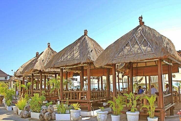 Home @36 Condotel Bali - Eksterior