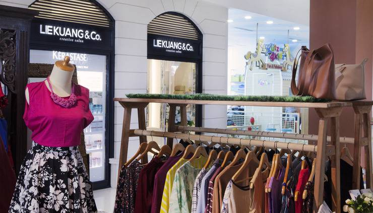 Grand Edge Hotel Semarang - Salon & Boutique