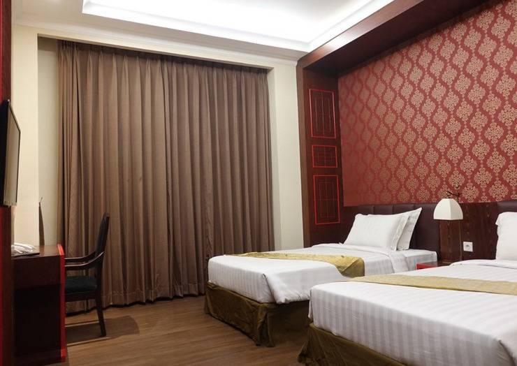 The Grantage Hotel & Sky Lounge Tangerang - Kamar Suite