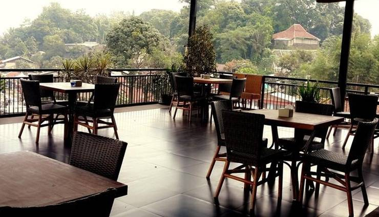 Kyriad Bukit Gumati Bogor - Restaurant