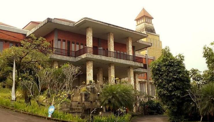Bukit Gumati Hotel Bogor - Hotel Building