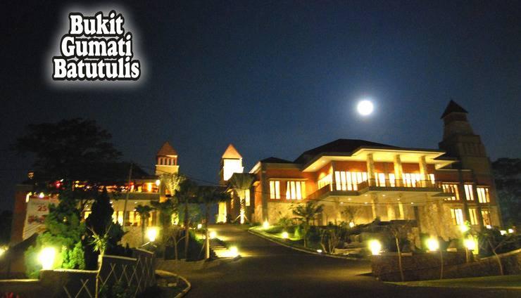 Kyriad Bukit Gumati Bogor - bangunan hotel
