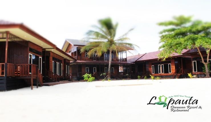 Lapauta Derawan Resort & Restaurant Berau - Exterior