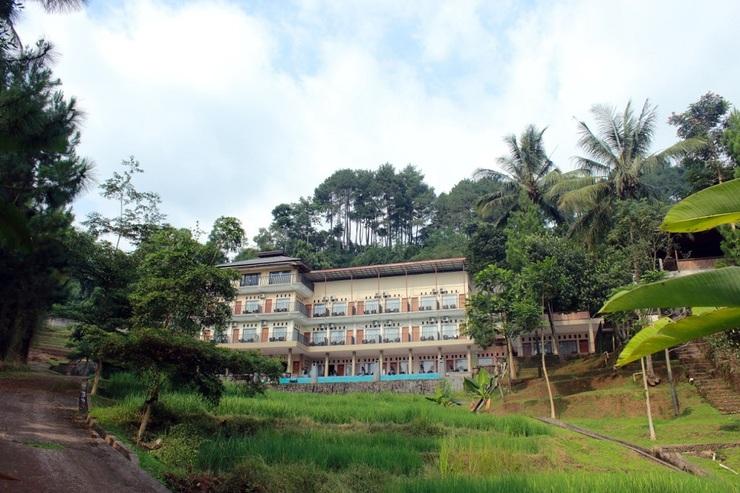 Albero Hotel Bogor - Appearance