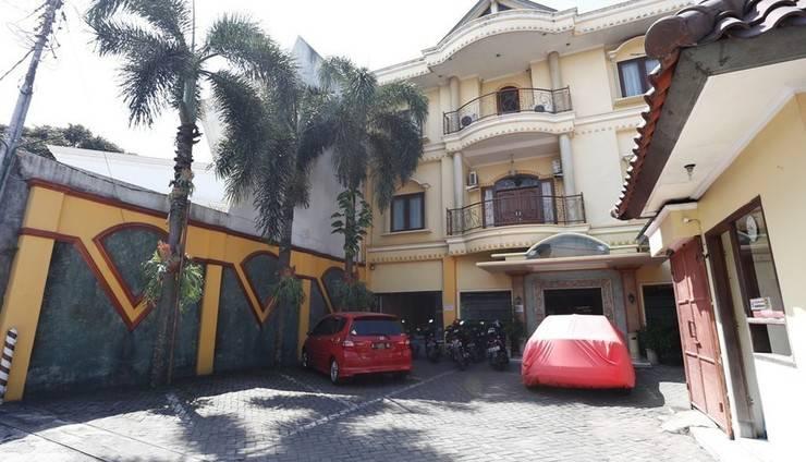 Hotel Tjiptorini Jaya Gerongan - Exterior