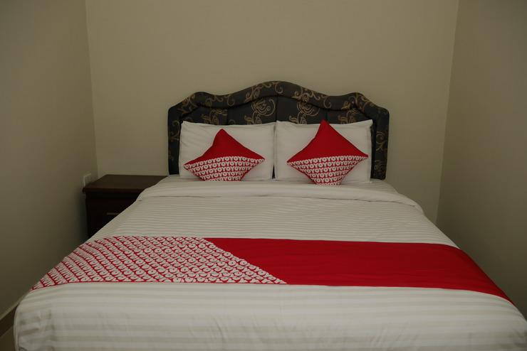 OYO 740 Joyful Hotel Belitung - Bedroom SS