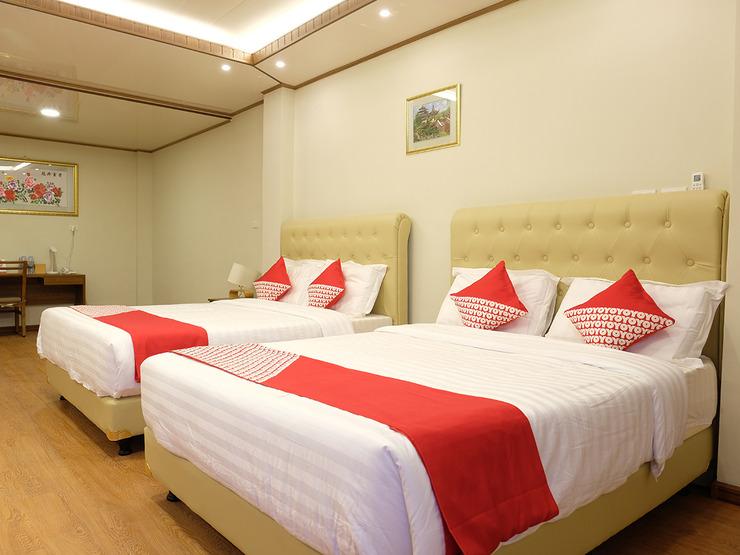 OYO 740 Joyful Hotel Belitung - SF