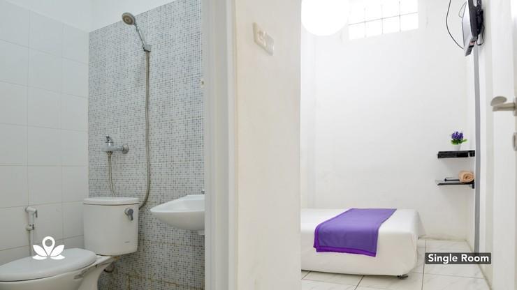 ZEN Rooms Basic near Kota Kasablanka Jakarta - Single Room