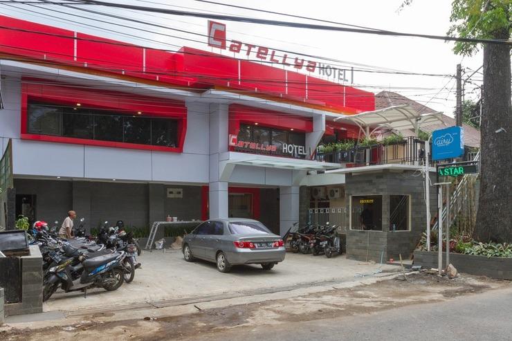 RedDoorz near Istana Plaza 2 Bandung - Exterior